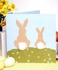 8 ingenious easter bunny cards you must make hobbycraft