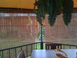 outdoor bamboo shades patio wonderful outdoor bamboo shades