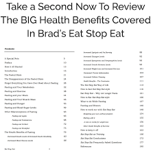 eat stop eat diet plan review does it work or scam