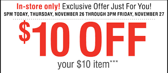 younkers black friday ad younkers your 10 off 10 black friday coupon milled