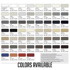 akemi color bond color matching system white