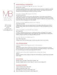 cover letter creative design