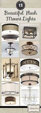 Large Semi Flush Ceiling Lights 12 Beautiful Flush Mount Ceiling Lights Tidbits Twine