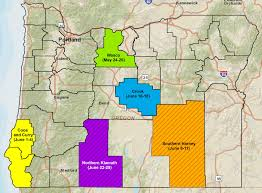 Map Of Eugene Oregon by Oregon 2020 A Benchmark Survey Of Oregon U0027s Birds