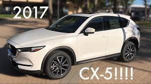 The Perfect Family Crossover 2017 Mazda Cx 5 Review Youtube