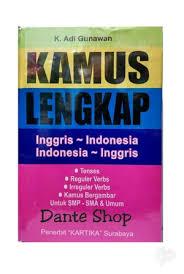 Kamus Bahasa Inggris Jual Kamus Bahasa Inggris Inggris Indonesia Indonesia