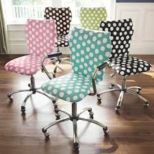Pottery Barn Girls Desk Painted Dot Airgo Chair Pbteen