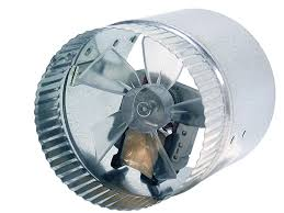 Interior Great Ventilation For Your Home With Inline Exhaust Fans