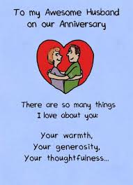 For My Husband On Our Funny Anniversary Ecards For Husband Cardfool Free Printout