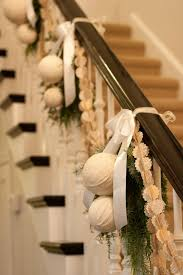 The Banister 37 Beautiful Christmas Staircase Décor Ideas To Try Digsdigs