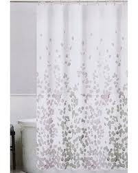 Gray Shower Curtains Fabric Great Deals On Maytex Sylvia Fabric Shower Curtain 70x72 Grey Purple