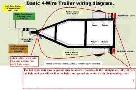 u haul trailer wiring harness diagram diagram wiring diagrams