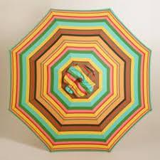 Design For Striped Patio Umbrella Ideas Bozanto 9 Ft And Striped Drape Umbrella Outdoor Living
