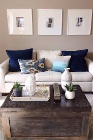 apr how to add those finishing touches simple living roomcondo