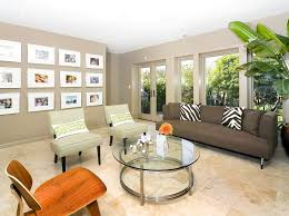 taupe wall color contemporary family room amoroso design dotcomol