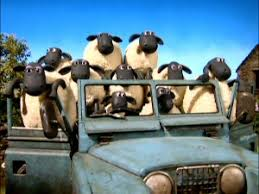 shaun sheep woolly good dvd review