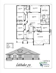 latitudes 28 dual master bedroom with cabana bath vanwal homes