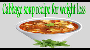 cabbage soup recipe for weight loss detox cabbage soup weight