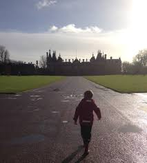 sticks and cake at waddesdon manor over 40 and a mum to one
