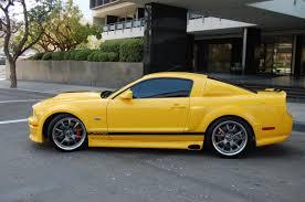 2008 Mustang Gt Black 2008 Ford Mustang Custom Gt 550r Designed By Tjaarda