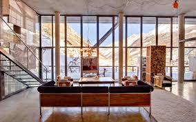 heinz julen ultra contemporary mountain chalet loft apartment
