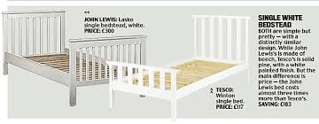 Tesco Bed Frames How To Get A Lewis House At Tesco Prices Daily Mail