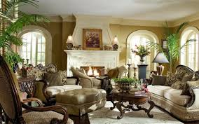 furniture victorian living room fireplaces designs wall painting