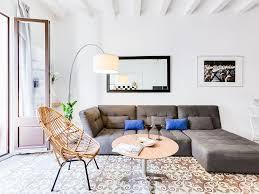 Wohnzimmerm El Im Englischen Stil Wohnung In Einer Anlage Am Strand In El Raval Mieten 1310320