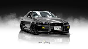 nissan r34 black nissan skyline r34 gt r u203a autemo com u203a automotive design studio