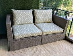 Custom Made Patio Furniture Covers - ikea geometric outdoor slip cover ikea cushion covers custom