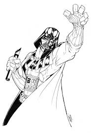 darth vader coloring pages coloring pages amp pictures imagixs