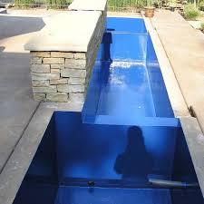 Concrete Epoxy Paint Amazon Com Pond Armor Sku Cblue 3ga Non Toxic Pond Shield Epoxy