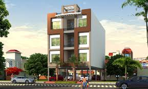 3 story building cgarchitect professional 3d architectural visualization user