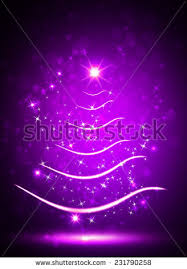 purple christmas tree purple christmas tree stock images royalty free images vectors