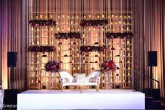 wedding backdrop on stage inspiration photo gallery indian weddings reception backdrop
