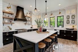 joanna gaines farmhouse kitchen with cabinets 17 fixer modern farmhouse kitchens to make your own