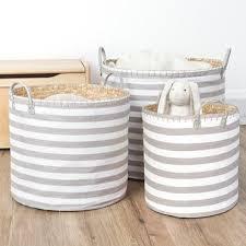 nursery baskets storage thenurseries