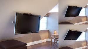 porta tv soffitto tv moving lb supporto tv motorizzato da soffitto per appendere