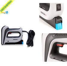 Electric Upholstery Staple Gun Arrow Fastener Corded Electric Nail U0026 Staple Guns Ebay