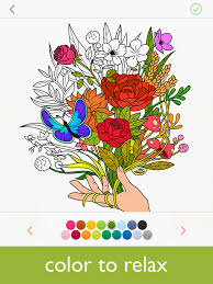 colorfy coloring book adults free android apps google play