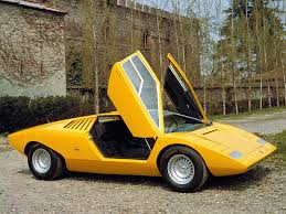 lamborghini countach a body shaped by pure imagination rather