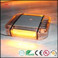 magnetic base strobe light china traffic signal lights led strobe amber emergency warning mini