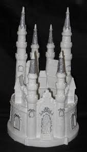 cinderella castle cake topper lighted cinderella castle fairy tale cake topper cake top your