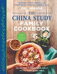 book report the china study family cookbook interview with del