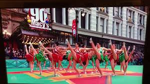 the rockettes macy s thanksgiving day parade 2016