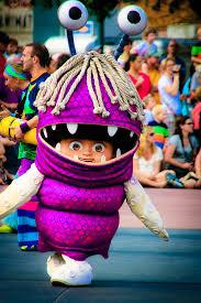 Boo Monsters Halloween Costume Monstros Pixar Wallpaper Illustrations