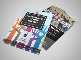 Volunteer Brochure Template by Religion Organizations Templates Mycreativeshop