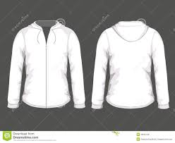 white hoodie templates royalty free stock photos image 26591138