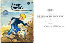 jonny quest jonny quest cartoon history scribble08 by mark murphy