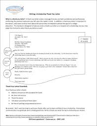 54 thank you letter examples and templates free word pdf